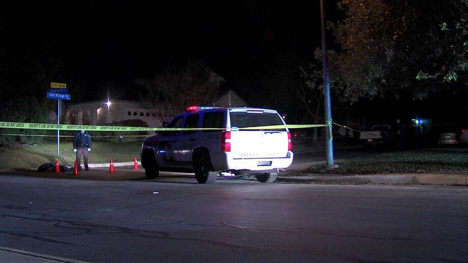 One man died and another was seriously injured Tuesday morning after gunfire erupted in a Northeast Bexar County neighborhood Tuesday morning.