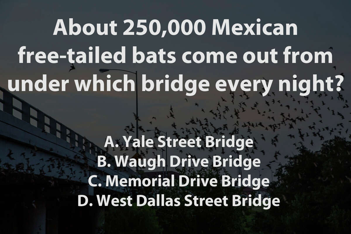 Do you know Houston as well as you think you do? Click to take the quiz.