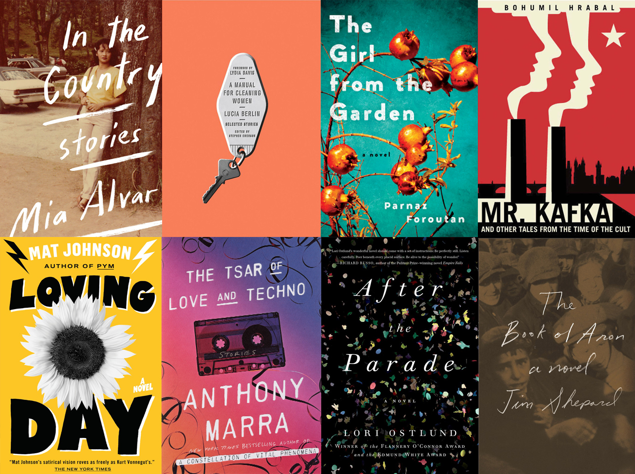 Writers' favorite books of 2015 - SFChronicle com
