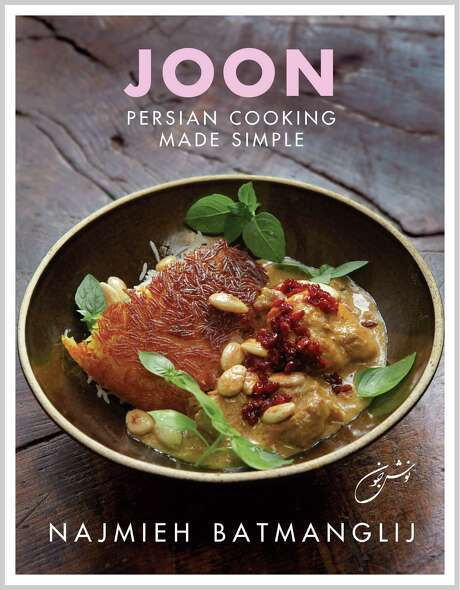 "Cover: ""Joon: Persian Cooking Made Simple"" by Najmieh Batmanglij (Mage Publishers, $29.95). Photo: Mage Publishers / Mage Publishers"