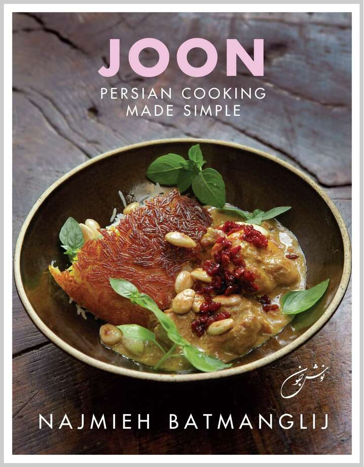 """Cover: """"Joon: Persian Cooking Made Simple"""" by Najmieh Batmanglij (Mage Publishers, $29.95). Photo: Mage Publishers / Mage Publishers"""