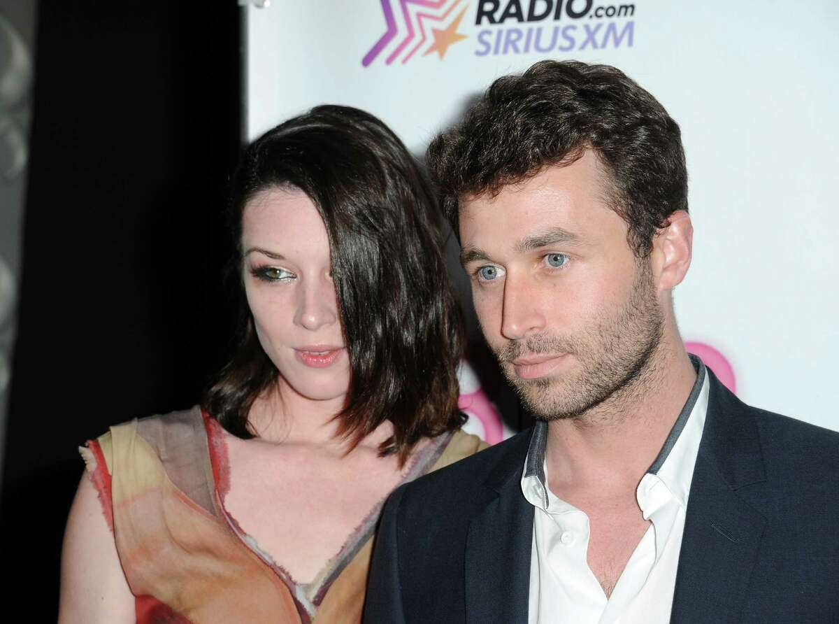 Adult film stars Stoya and James Deen attend The BIG Annual 30th XRCO Awards hosted by Ron Jeremy held at OHM at Hollywood & Highland on April 16, 2014 in Hollywood, California.