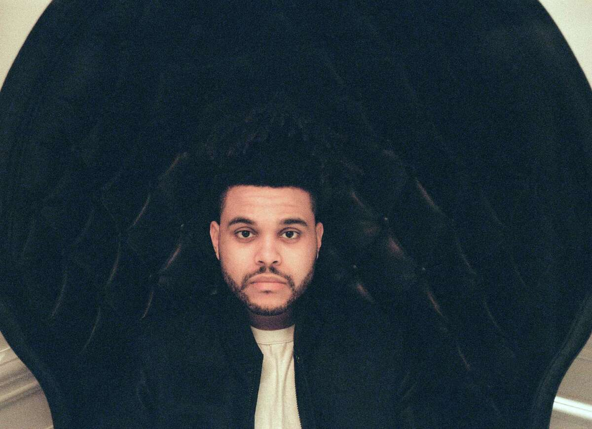 """The Weeknd It's apparent on breakthrough album """"Beauty Behind the Madness,"""" particularly """"Can't Feel My Face"""" and """"In the Night."""""""