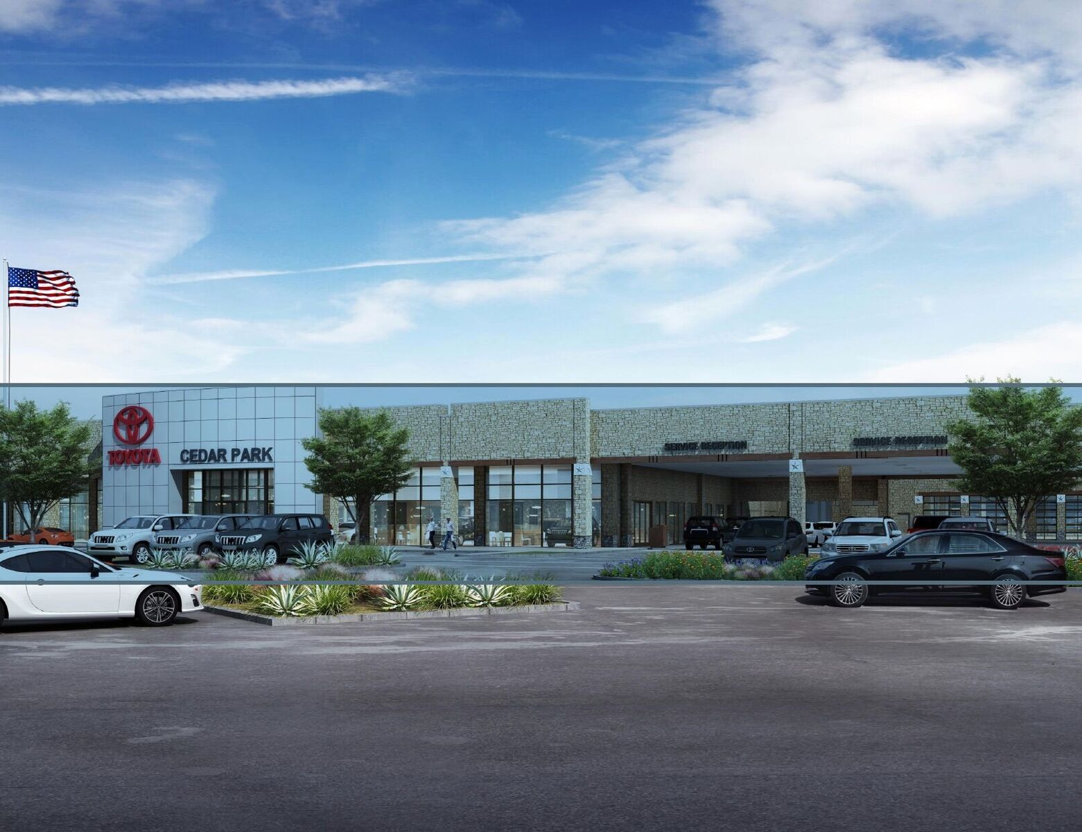 Cavender Auto Family Plans Expansion Into Austin Area   San Antonio  Express News