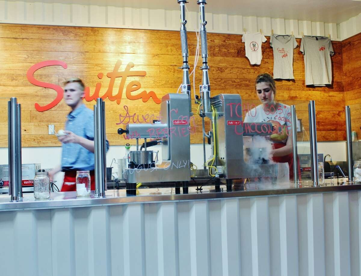 Smitten Ice Cream at 3545 Mt. Diablo Blvd, Lafayette