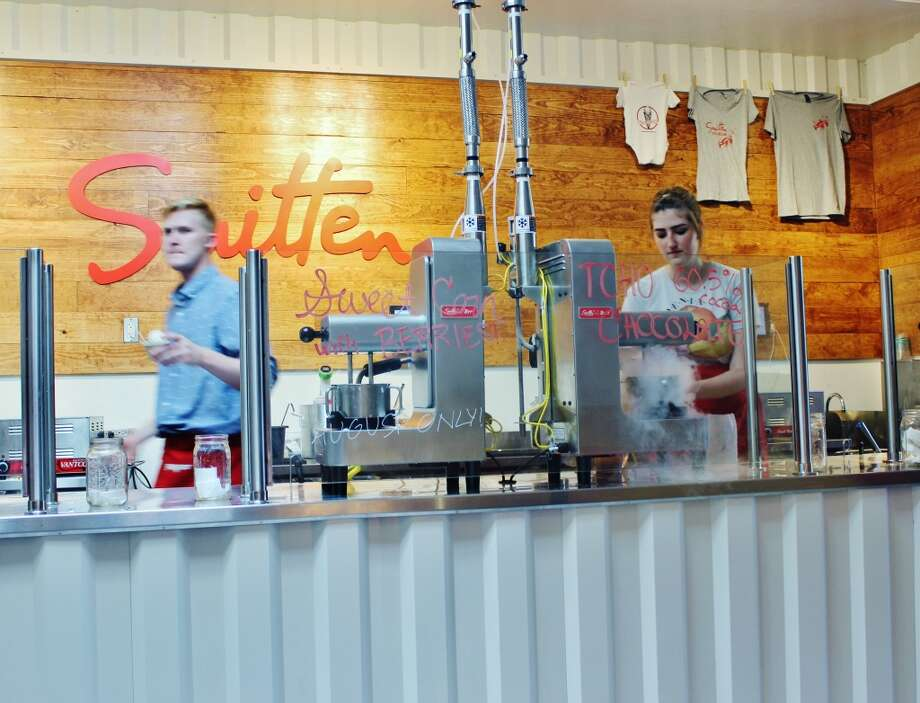 Smitten Ice Cream at 3545 Mt. Diablo Blvd, Lafayette Photo: Stephanie Wright Hession, Special To The Chronicle