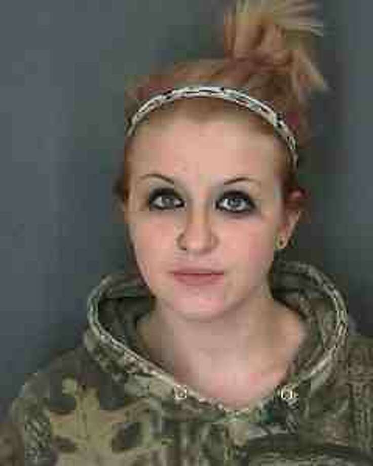 Ashley N. Hunt, 20, was charged with two felonies for rape and a criminal sexual act with a 14-year-old male victim, the Washington County Sheriff's Office said. (Photo: Washington County Sheriff's Office).