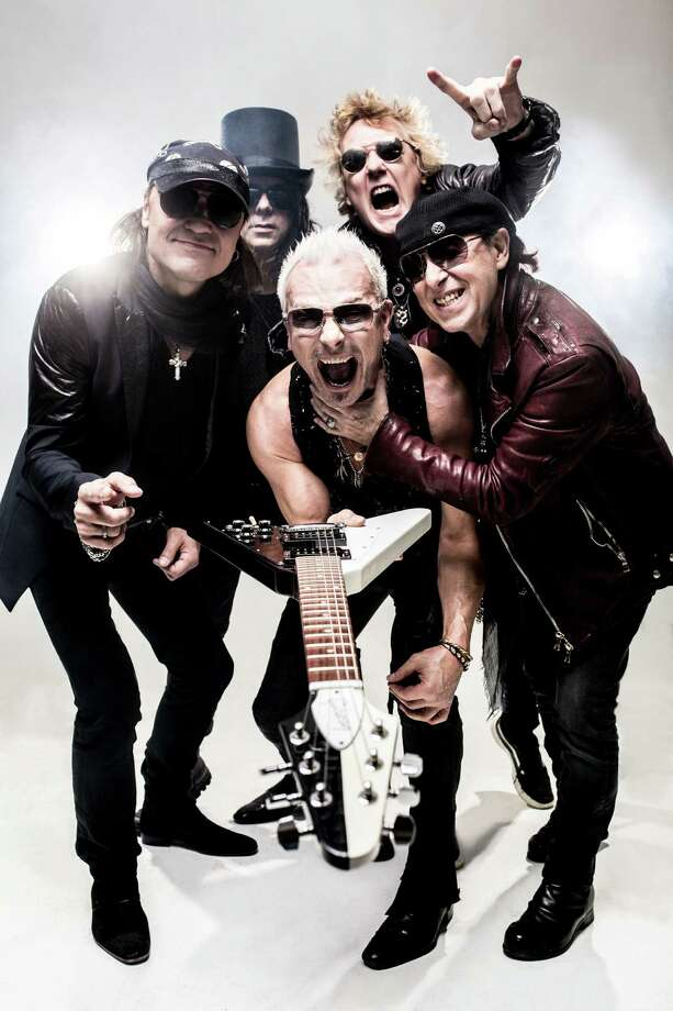 """""""Scorpions: Forever and a Day"""" follows the German heavy metal band on its farewell tour. Photo: Oliver Rath / SME Germany"""