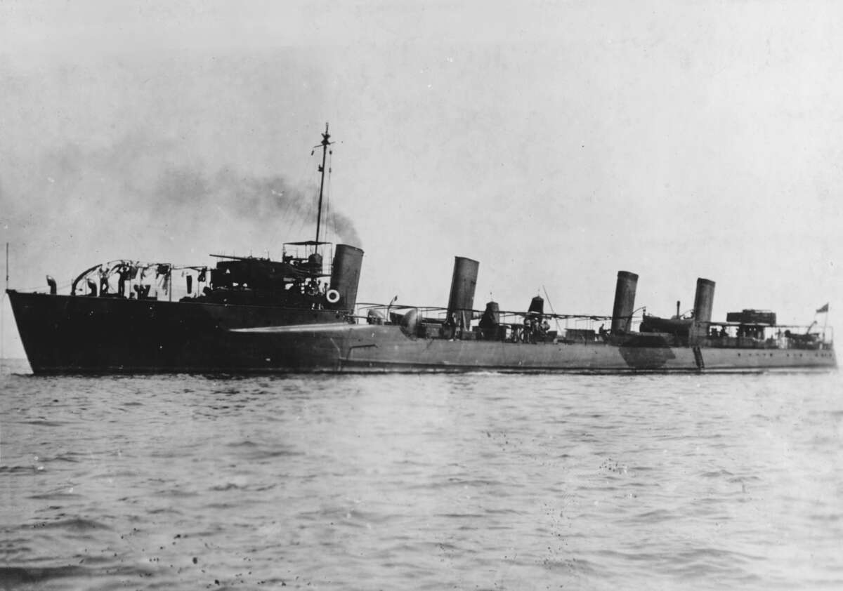 U.S. destroyer vessels through the yearsBainbridge class Years active: 1899 - 1902Pictured above: The U.S. Navy destroyer USS Chauncey (DD-3) photographed prior to World War I.