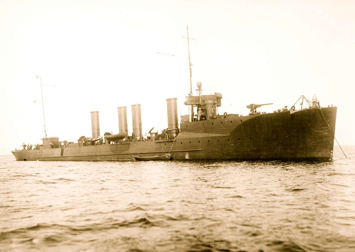 Smith class Years active: 1908 - 1919Pictured above: U.S.S. Smith, 1910