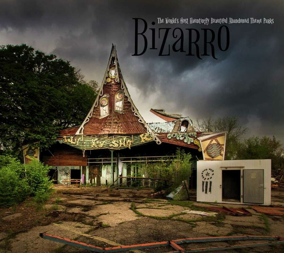 "Photographer Seph Lawless says, ""The Land of Oz is a really unique place. It sits hidden on top of a mountain, one of the highest mountain peaks in the eastern U.S., so being there was almost like entering another planet. It was surreal and completely beautiful."" See more of his photos of the defunct amusement park in this slide show. Photo: Courtesy Seph Lawless"