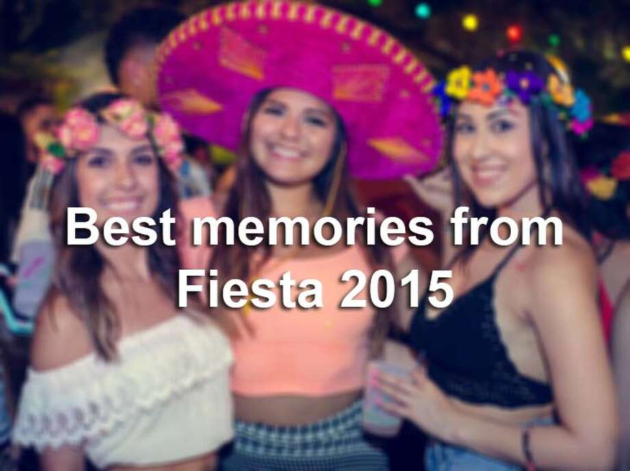 Relive Fiesta 2015 with these photos from some of the wildest, most colorful parties and events. Photo: San Antonio Express-News