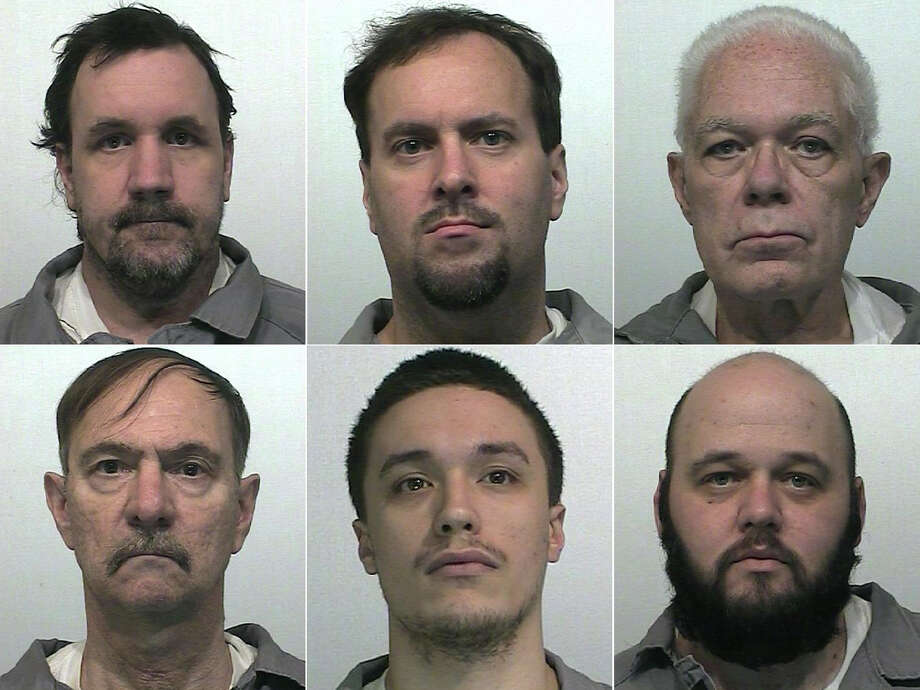 The six men who follow are among the two dozen Washington defendants who have either faced federal prosecution or pleaded guilty after a cross-designated state prosecutor presented them with the possibly of federal charges. Click through for a look at their crimes. Photo: Department Of Corrections Photos