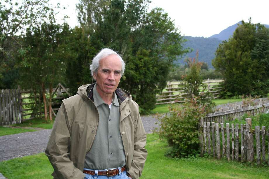 Doug Tompkins, founder of Esprit and The North Face, is seen in a 2006 file photo at his organic garden near Pumalin Park in Chile. Photo: Heather Sarantis/Special To The, SFC