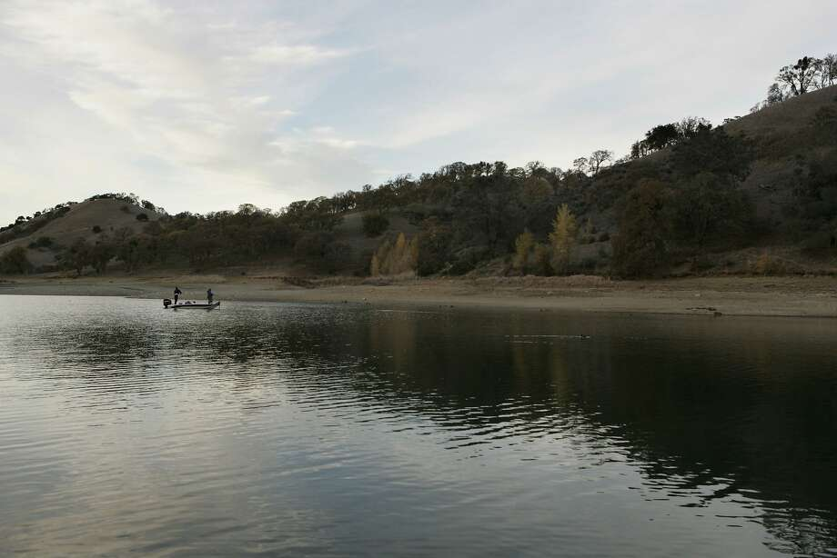 Lake Del Valle at Del Valle Regional Park near Livermore. Photo: File Photo/ , The Chronicle