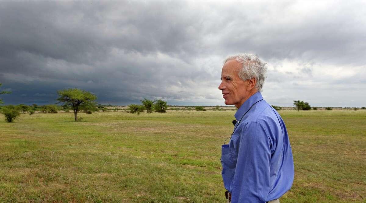 Douglas Tompkins poses in his property in Ibera, near Carlos Pellegrini in Corrientes Province, Argentina, on November 5, 2009.