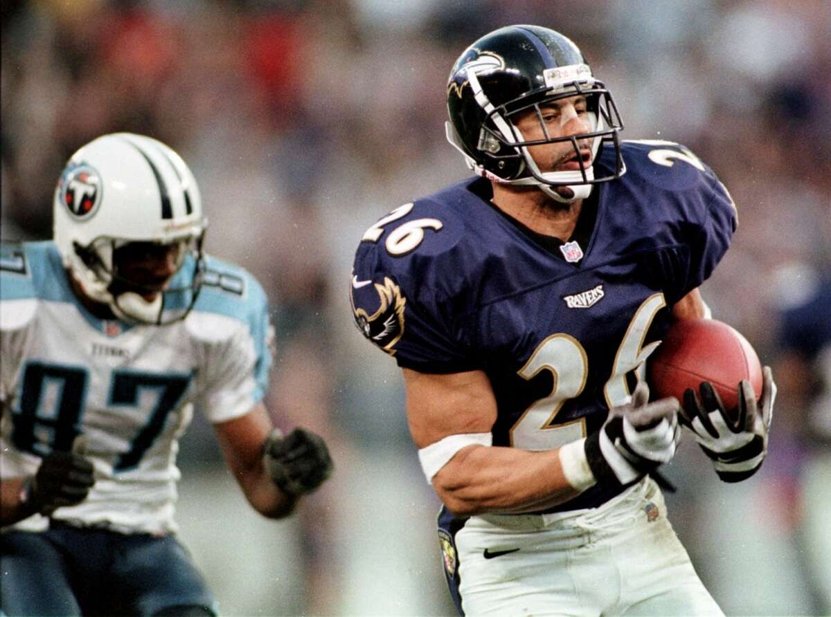Baltimore: Rod Woodson, free safety After leaving Pittsburgh, the perennial Pro Bowl cornerback reinvented himself as a free safety with the Ravens. He was considered as the quarterback of a defense that was dominant and won a Super Bowl.