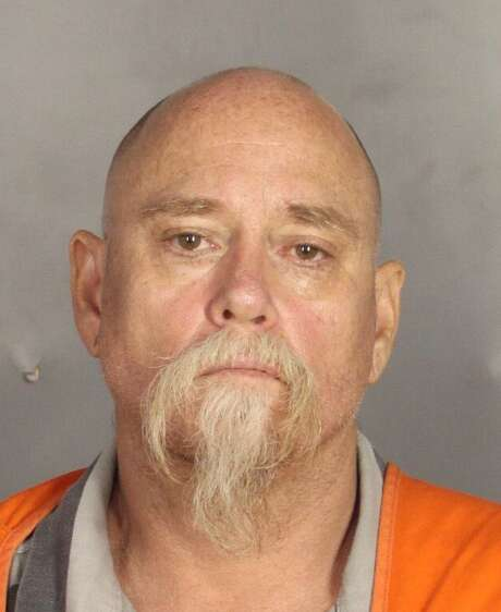 Clifford Pearce who is charged in McLennan County with engaging in organized crime as part of a clash between biker groups in May.