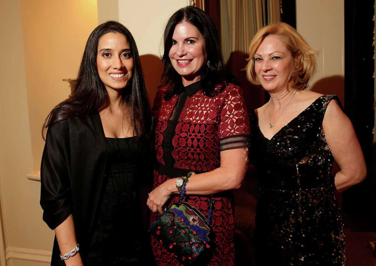 Liana Vazquez, Colleen Phalen and Beverly Yang