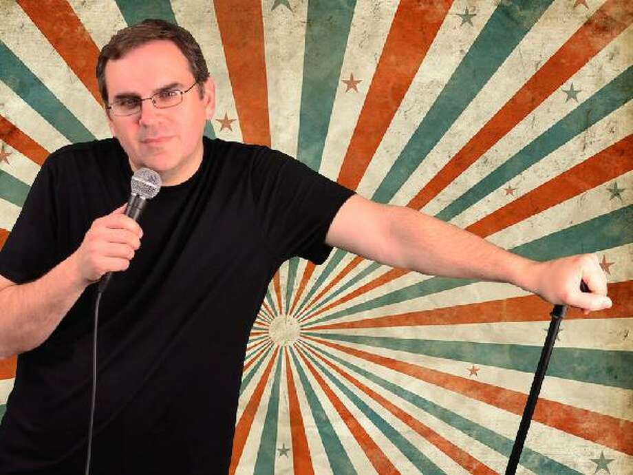 Mike Hanley will do four shows at the Comix comedy club at Mohegan Sun, Thursday-Saturday. Find out more.  Photo: Contributed Photo
