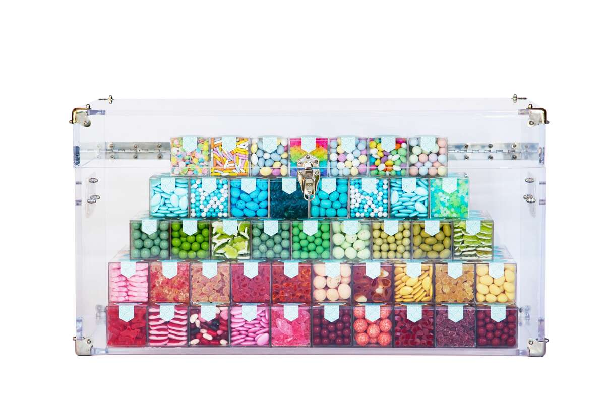 """For your sugar-obsessed little nieces : Sugarfina """"Kid in a Candy Store"""", $5000"""