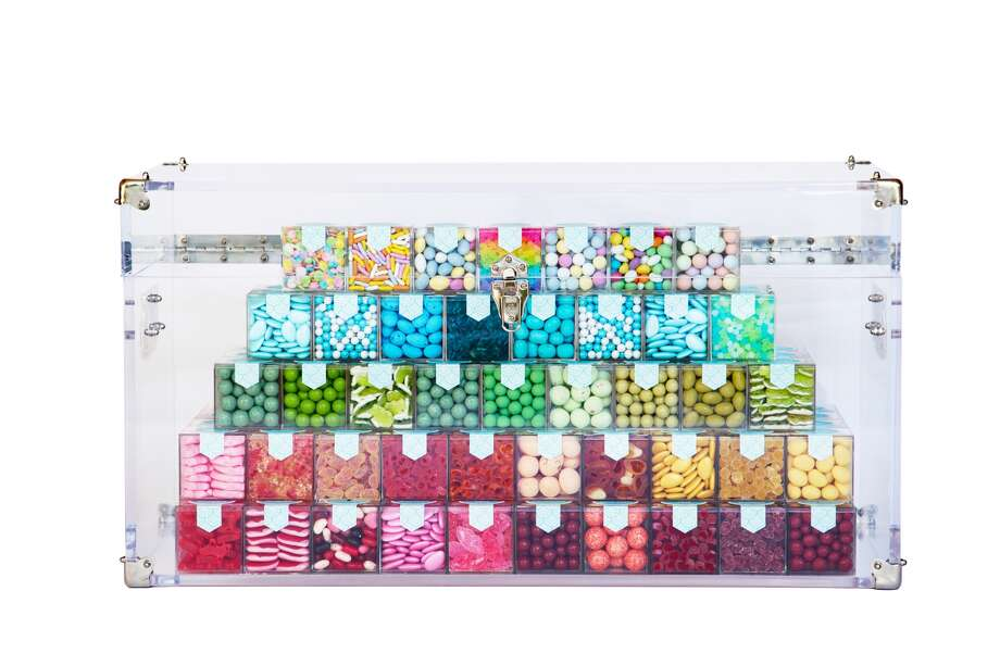 """For your sugar-obsessed little nieces: Sugarfina """"Kid in a Candy Store"""", $5000"""