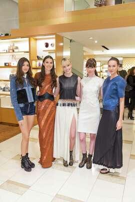 Haley Hekking, Dharma Stuart, Tess Tarasen, Eloise Dresser, and Charlotte Bell