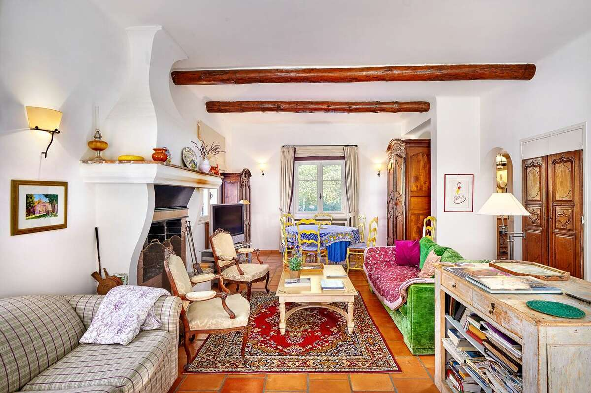 Inside Julia Child's French vacation home.