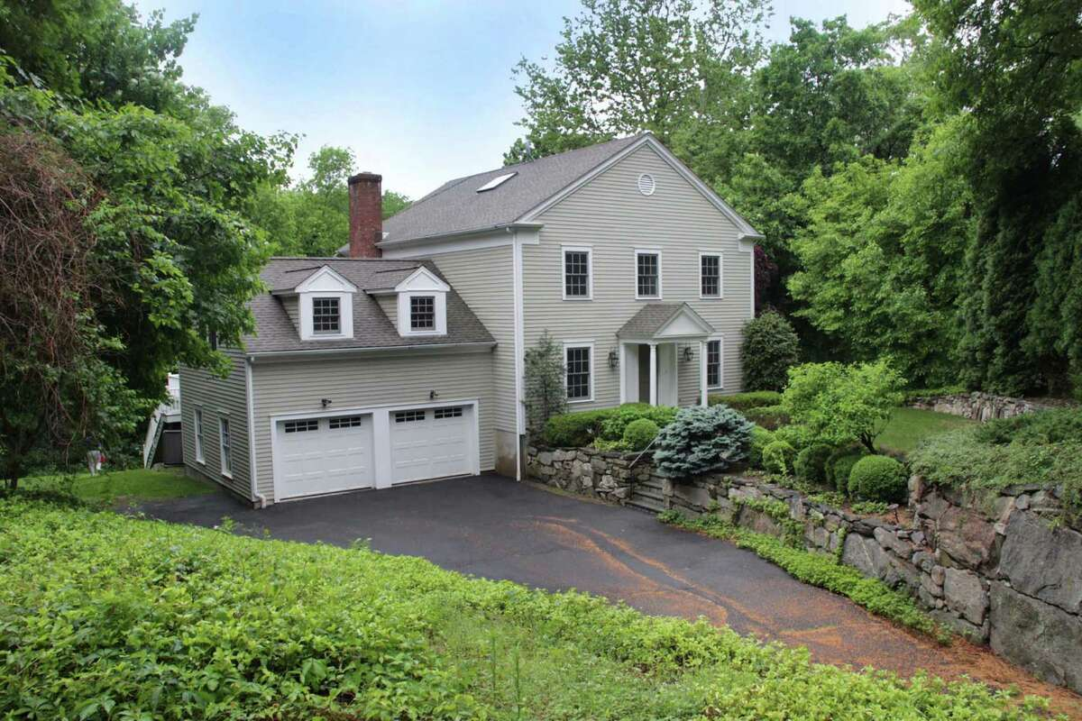 Connecticut saw continued increases in home sale transactions in October, as home buyers and sellers await expected increases in interest rates in December and beyond. Pictured is a William Pitt Sotheby's International Realty-listed property at 188 Hill Road in Stamford, Conn., which sold for $1.1 million on October 27, 2015. Photo courtesy of William Pitt Sotheby's International Realty.