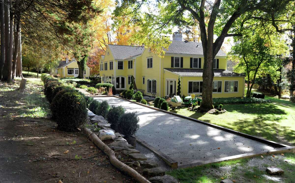 A home on Obtuse Road in Brookfield, Conn. listed for sale in October by William Pitt Sotheby's International Realty. Connecticut had a strong October in transaction volume, according to the Warren Group, with expected increases in interest rates possibly spurring buyer interest.