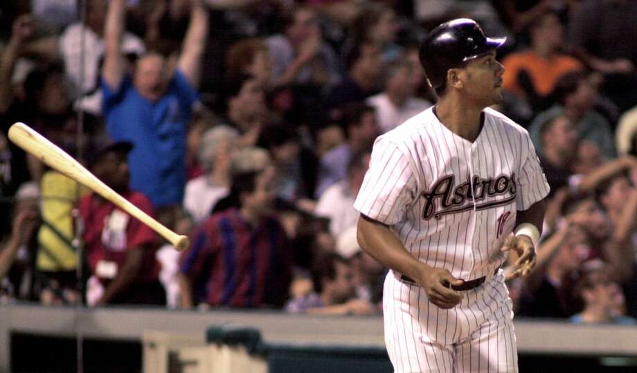Moises Alou1998, 2001Alou made the All-Star team in two of his three seasons with the Astros. He also was an All-Star with the Expos, Marlins, Cubs and Giants. Photo: BRETT COOMER, AP