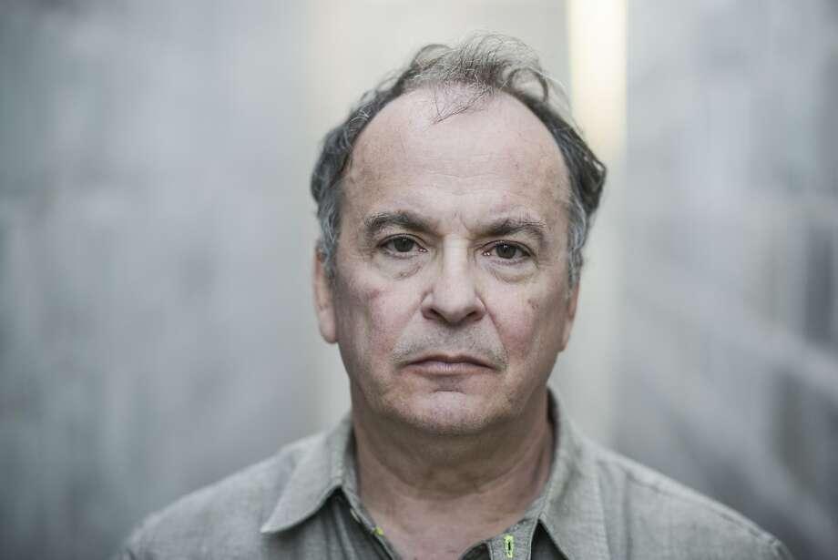 Composer Phil Kline Photo: Lovis Ostenrik