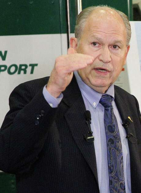 Alaska Gov. Bill Walker at a news conference on Wednesday in Anchorage, Alaska. Walker unveiled his plan to close a $3.5 billion gap in the state budget, including instituting a state income tax for the first time since 1980. (AP Photo/Mark Thiessen) Photo: Mark Thiessen, STF / AP