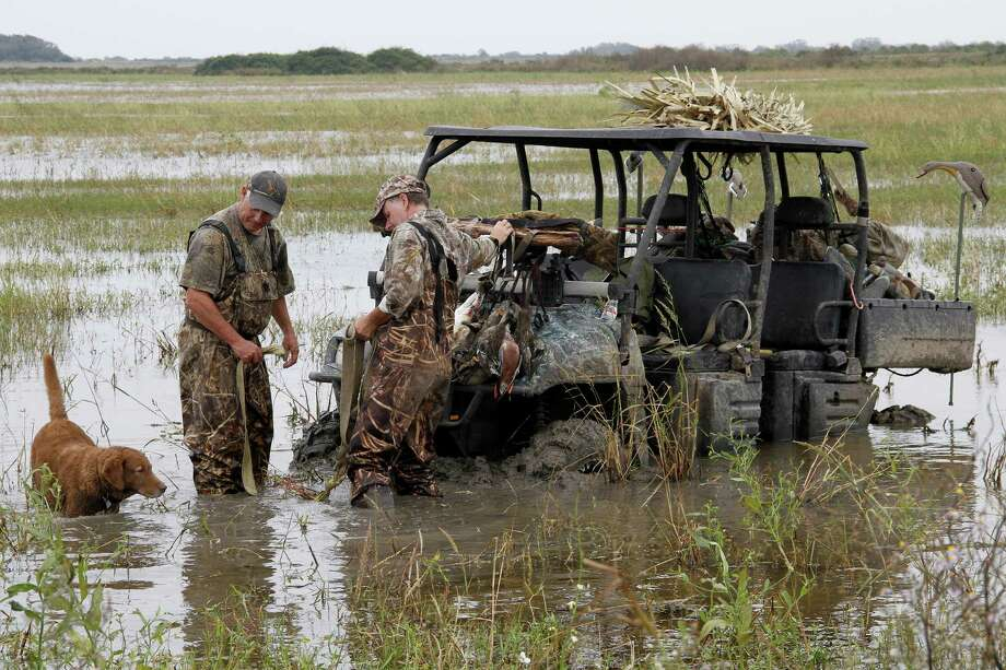Many Texas hunters, anglers, state park visitors and others who enjoy outdoors recreation continue suffering negative effects of persistent flooding and muddy conditions caused by extreme rains that swept much of the state this autumn. Photo: Picasa