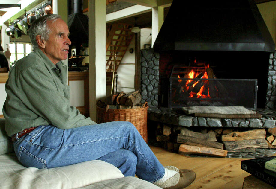 Douglas Tompkins founded North Face as a skiing and backpacking shop in San Francisco in the mid-1960s.  Photo: SCOTT DALTON, STR / NYTNS