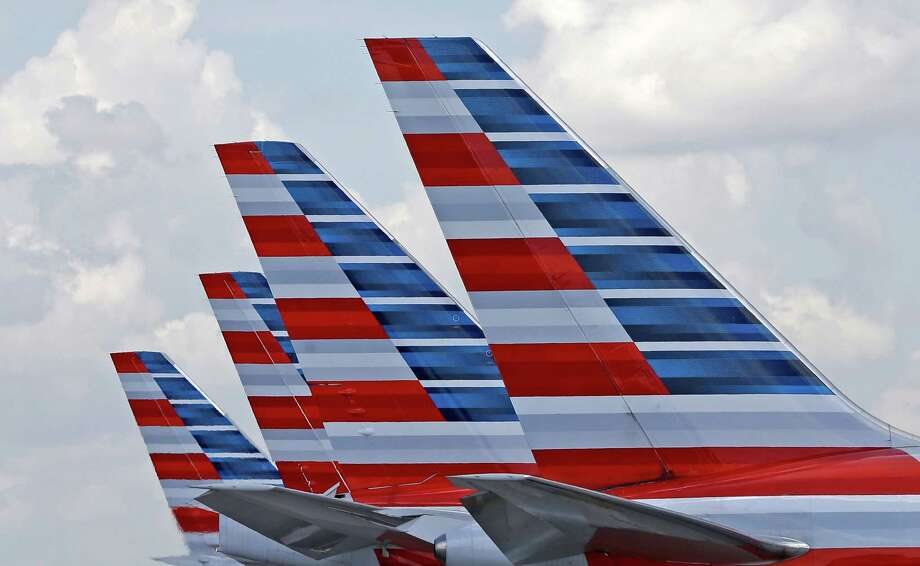 "American Airlines is planning for ""premium economy"" service on international flights.  Photo: Alan Diaz, STF / AP"