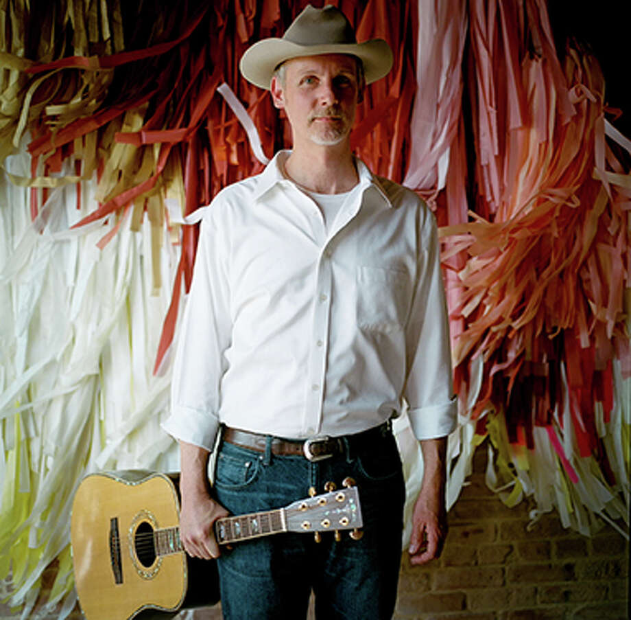 Texas country singer and songwriter Max Stalling. Photo: Courtesy Photo
