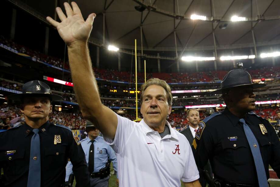 NICK SABANBelichick years:1991-94 as Cleveland's defensive coordinator  Post-Belichick years: He's become arguably the top coach in college football, winning five national titles at LSU (one) and Alabama (four) since 2003. He tried his hand at the NFL head-coaching game in Miami from 2005-06, but quickly realized the college game was more suited to his authoritarian style and high-tailed it to Tuscaloosa. His Dolphins legacy may be the disastrous quarterback decision to trade for Daunte Culpepper instead of signing Drew Brees as a free agent. Photo: Kevin C. Cox, Getty Images