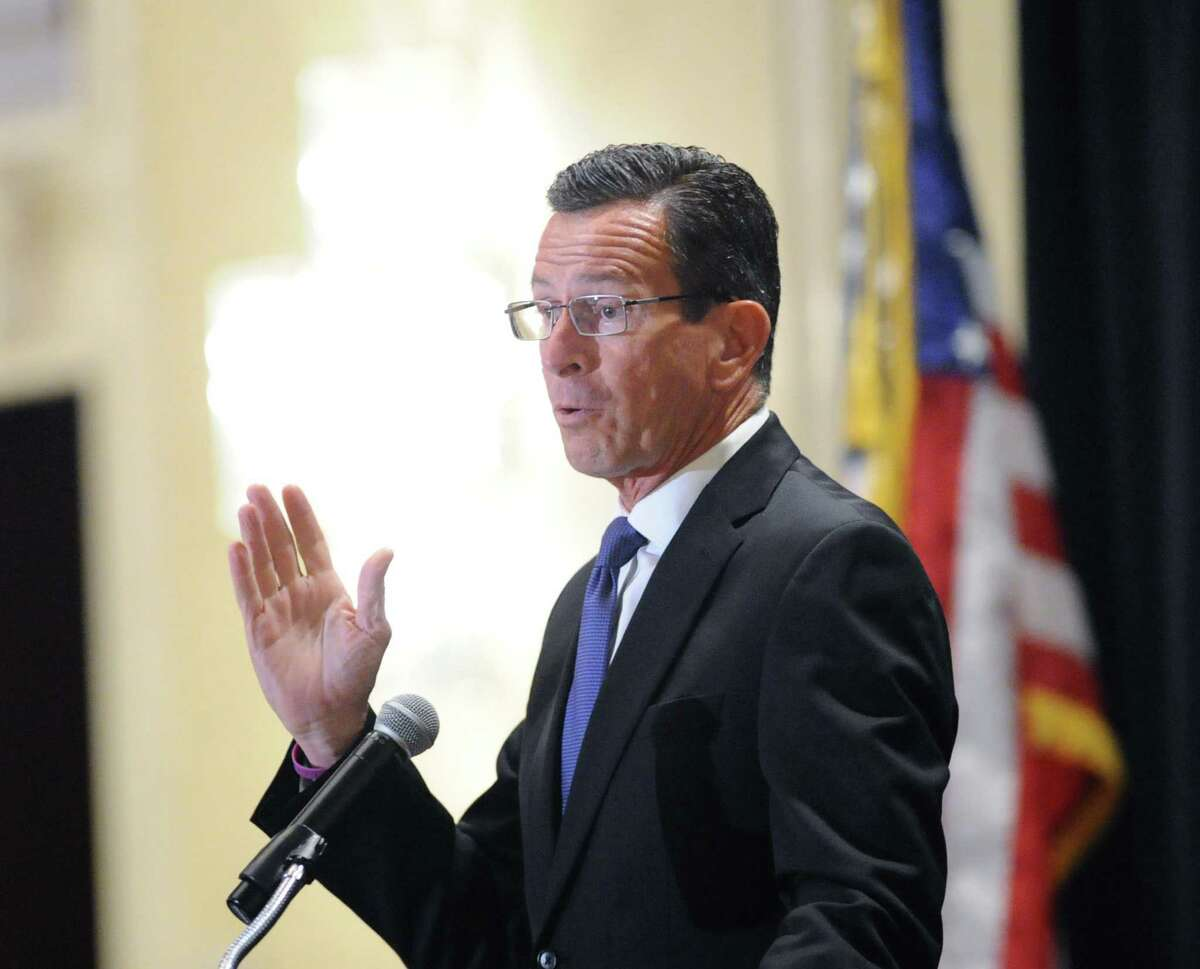 On Thursday, Dec. 10, 2015, people on the international terrorist watch list were banned from being able to purchase guns in Connecticut, under a new executive order from Gov. Dannel P. Malloy.