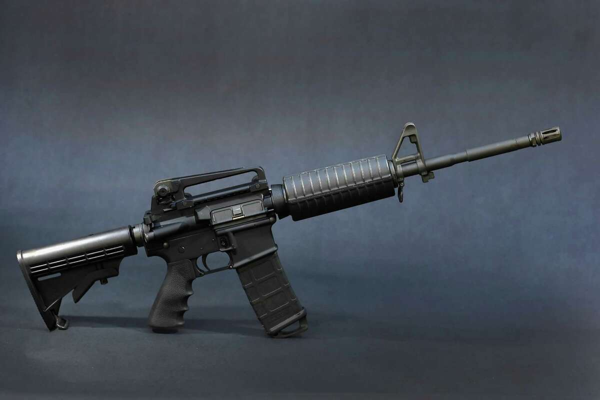 3. What does it mean? The AR in AR-15 does not stand for assault rifle. Instead, ARstands for ArmaLite, the company that developed the gun in the 1950s. According to the National Shooting Sports Foundation, the term assault weapon was used by gun control advocates during the 1980s.