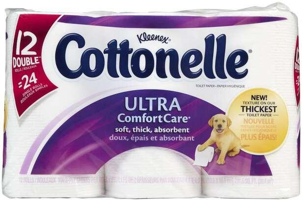 Cottonelle Ultra Comfort Toilet Paper