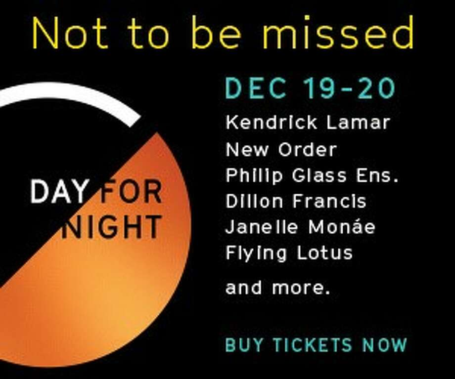 Click the slideshow to see what you need to know before attending Day For Night this weekend.