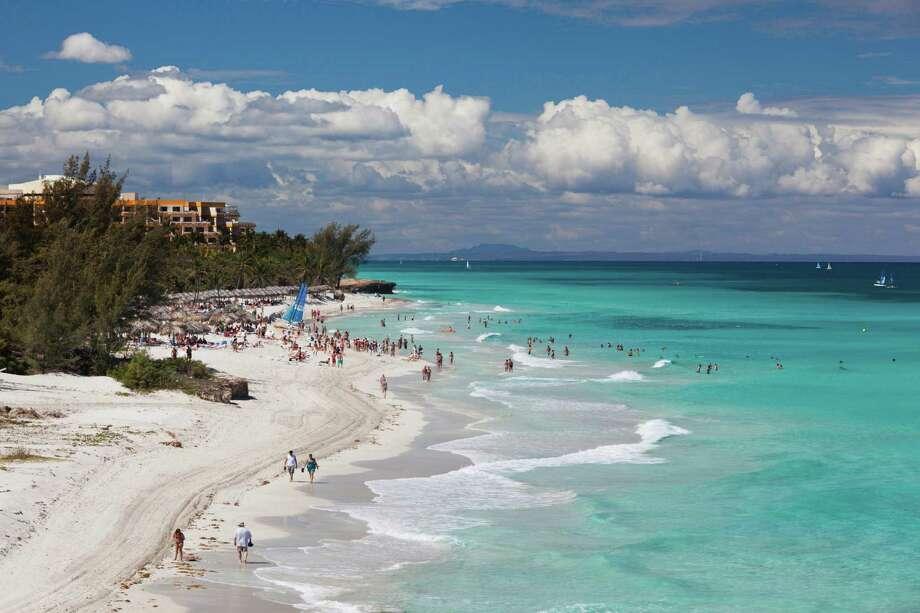 Varadero Beach, Varadero, Matanzas Province, Cuba Photo: Danita Delimont, Getty Images / Gallo Images