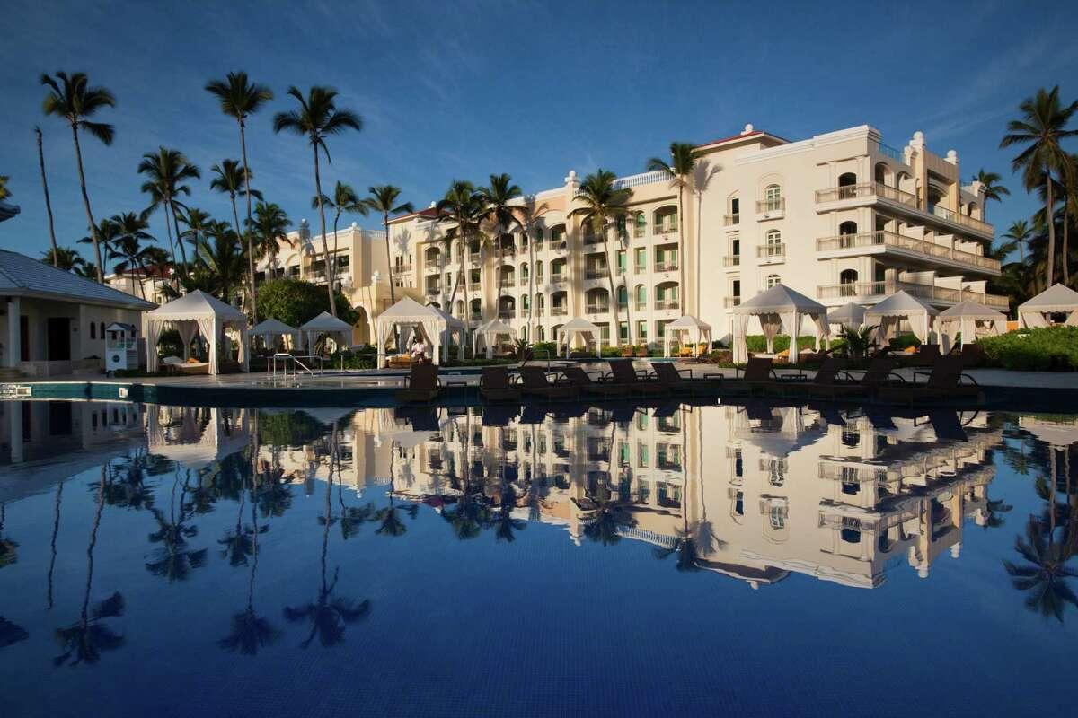 Resort: Iberostar Grand Hotel Bavaro Where: Bavaro, Dominican Rebublic