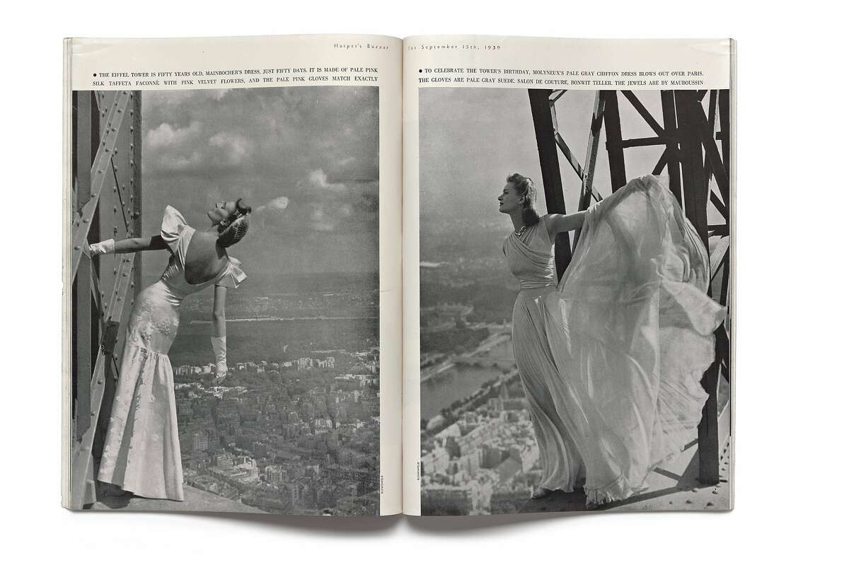 """From the new book """"Diana Vreeland: The Modern Woman The Bazaar Years 1936-1962"""" Edited by Alexander Vreeland (Rizzoli, 304 pages) $60 Photographer: PETER RIESETT - www.peterriesett.com [Reproductions for - Shahid & Company]"""
