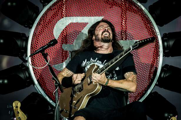 24. Foo Fighters     The rockers made $38 million last year, in a tie on the Forbes' list.