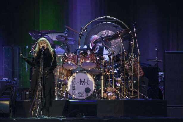 9. Fleetwood Mac     People pay big bucks to see this legendary group on tour. They made $59.5 million.