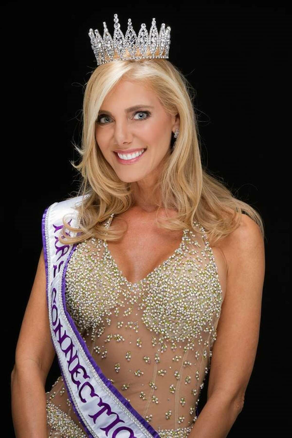 Bethel resident and 2016 Mrs. Connecticut Roxanne Doyon.