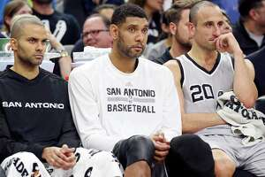 Spurs' injury list filled with aging players - Photo
