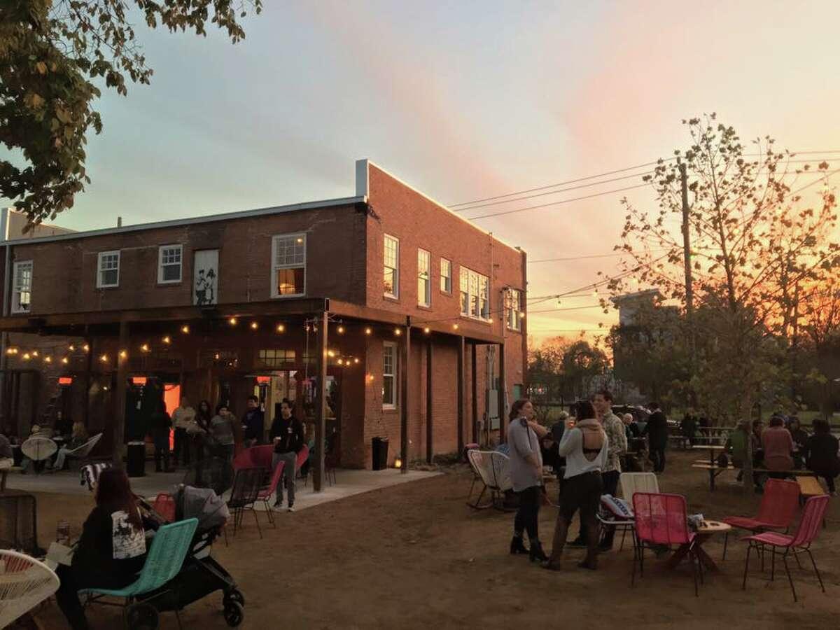 No. 35: Axelrad Beer Garden, 1517 Alabama, was ranked No. 35.